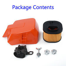 Top Air Filter Cover Kit Set For Husqvarna 362 Special 371 372 Xp Xpw #503817701