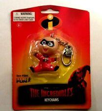 Disney THE INCREDIBLES Keychain Jack-Jack, 2004 Disney/Pixar #1044