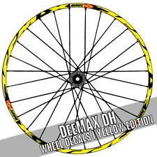 DEEMAX DH DOWNHILL style wheel decals Stickers mtb bike Adesivi pegatinas