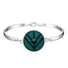 Amazon Prime Vikings Bracelets Cabochon Glass Chain silver jewelry