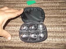 Mini Boules Set Mint Condition