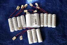 KIT 11 BATTERIE PILE SECURBAT - LOGISTY - BATLI04 + 1 BATLI06 (11 BAT04 1 BAT06)