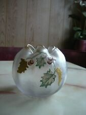 MUSEUM QUALITY FRENCH J. MABUT VASE ca. 1900 GALLE DAUM NANCY MARKED