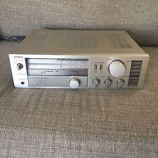 Vintage Sony STR-V35 AM/FM Retro Audio Hi-Fi Audiophile Stereo Receiver