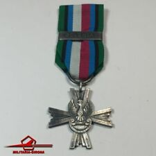Poland. Cross Of Combat Action Of The Polish Armed Forces IN The West (Bologna)