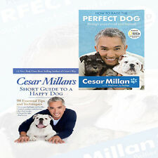 Cesar Millan's Short Guide,How to Raise the Perfect Dog 2 Books Set Cesar Millan