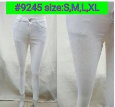 LADIES WHITE PANTS #9245 SIZE EXTRA LARGE