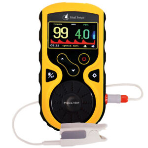 Heal Force Prince-100F Chargable Handheld Pulse Oximeter