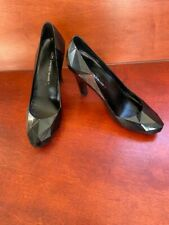 United Nude Lo Res Pump Black Size 37 US 6 New
