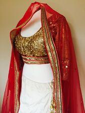 😍LATEST INDIAN BOLLYWOOD BRIDAL LENGHA DRESS/PARTY/WEDDING
