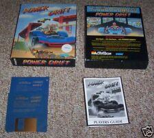 Amiga: Power DRIFT-Activision 1989