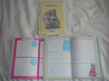 TATTY TEDDY FRIENDSHIP AUTOGRAPH BOOK GIFT BIRTHDAY KEEPSAKE SCHOOL LEAVERS