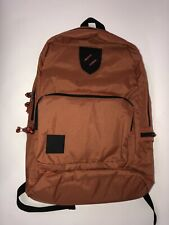 2019 NEW $60 Imperial Motion NCT Nano Backpack Orange School Book Bag Canvas