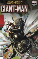 Giant Man Comic Issue 2 Limited Variant Modern Age First Print 2019 Williams
