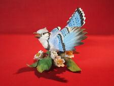 Lenox porcelain Blue Jay bird figurine