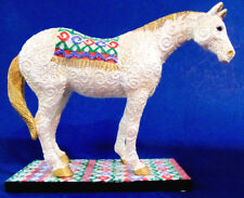Sequintial Trail of Painted Ponies 1st Edition 6x7 in Horse Figurine MIB w/Tag