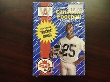 1991 AW Sports Canadian Football League SEALED Complete Set