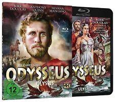 Die Fahrten des Odysseus (Kirk Douglas, Ulysses) Blu-ray Disc + DVD NEU + OVP!