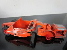 MATCHBOX Lesney King Size ALLIS-CHALMERS MOTOR SCRAPER