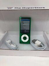 Apple iPod nano 5th Generation Green (8 GB)