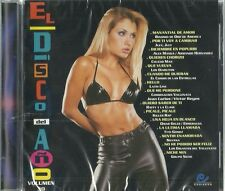 El Disco Del Ano Volume 30 Latin Music CD New