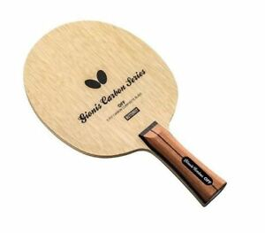 Butterfly  Gionis Carbon Off FL  Blade,Paddle Table Tennis , Ping Pong Racket