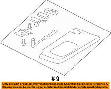 Dodge CHRYSLER OEM 13-16 Dart Sunvisor-Sun Visor Left 1SW59HDAAJ