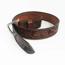 ref: 2020112 Ceinture Mexicaine western country marron homme, femme