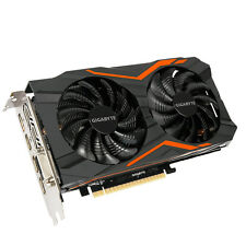 Grafikkarte VGA PCI-Express Gigabyte NVIDIA GeForce GTX1050Ti G1 Gaming 4GB RAM