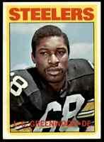 1972 Topps L.C. Greenwood RC Steelers #101 *Noles2148* Cs 10=FRee Sh