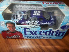 Ertl metal collectable car Excedrin racing champions Jimmie Johnson 2001 NEW