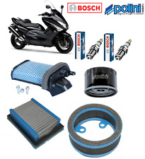 Pack Vidange Filtres Air/Huile Polini Bougies Bosch  Yamaha Tmax 500 2008-2011