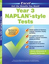 Excel Year 3 Naplan*-Style Tests
