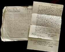 1700s Military Assignment and a Business Contract