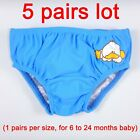 Baby Swim Nappies Underwear Underpants Nappy Diapers Cover Pantie Brief BULK LOT