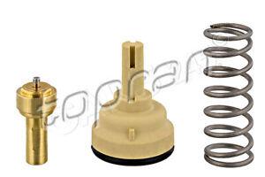 Coolant Thermostat TOPRAN Fits VW AUDI SKODA Eos Golf Mk5 Plus A3 B6 03C121110C