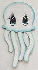 SEA LIFE JELLY FISH ANIMAL PREMADE PAPER PIECING 3D DIE CUT MY TEAR BEARS KIRA