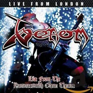 Venom - Live From London (2017)  CD  NEW/SEALED  SPEEDYPOST