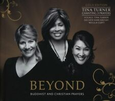 TINA/CURTI.REGULA/+ TURNER - BEYOND (GOLD EDITION-RE-RELEASE)   CD NEUF