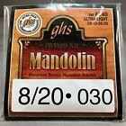 GHS Professional Phosphor Bronze Mandolin String Set A260 Med Light NEW for sale