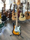 Westfield E1000 Strat-Style Electric Guitar in Sunburst (with upgrades) for sale