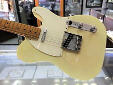 Fender Telecaster Electric Guitar Blonde Made in Mexico (MIM) 1999-2000