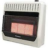 Infrared 30K BTU Vent Free Propane/Natural Gas Wall Heater IWH26NLTD BROWN BOX