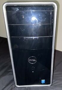 Dell Inspiron 3847 Desktop Computer 2TB 12GB Working Windows 10 Intel i5 Wifi
