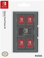 HORI Game Card Case 24 Nintendo Switch Stores up to 24 Games