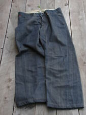 Men's Jeans by Rogan Made in USA 100% Cotton Size 33 Loose Excellent Condition