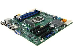 Supermicro MBD-X11SSM-F-0 (Open box) Server board only