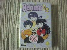 COMIC MANGA RANMA 1/2 RUMIKO TAKAHASHI VOLUMÉN 11 EDICIONES GLENAT USADO