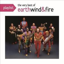 Playlist: Very Best Of Earth Wind & Fire CD [New & Sealed]