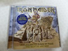 Iron Maiden - Somewhere Back in Time (The Best of 1980-1989) CD 2008
